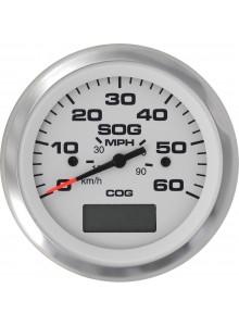 SIERRA Indicateur de vitesse GPS - 60 MPH Bateau - 781-310-060P