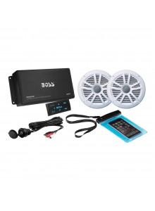 Boss Audio Ensemble audio Bluetooth AMP Marine - 2 - 500 W