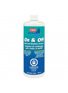 "CRC Nettoyant de coque ""On & Off"" 946 ml"