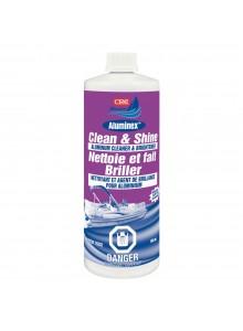 CRC Nettoyant de coque en aluminium et de ponton Aluminex MC 946 ml