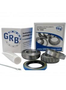 GRB BEARING Ensemble de roulement de roue de remorque, TK 1000