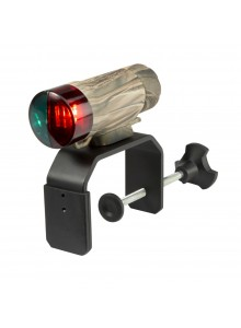 Attwood Ensemble de lumière de navigation portable Feu de navigation - Camo