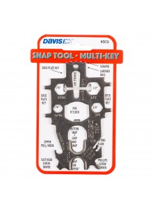 Davis Plaque Multi-clé Visser, Dévisser - 733848