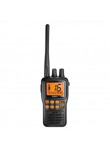 Uniden Radio VHF Compact bi-directionnel Noir