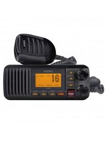 Uniden Radio marine à montage fixe UM385 Noir