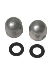 PERFORMANCE METAL Boulon «Headnut» de cardan (Qté 2) Mercury