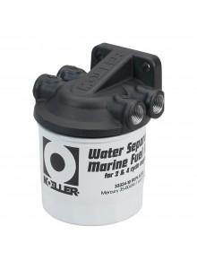 MOELLER Filtre, Boîtier de filtre, Barbelure et Bouchon Mercury, Yamaha