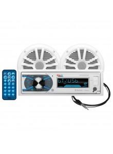 Boss Audio Ensemble audio MCK632WB.6 Marine - 2 - 180 W