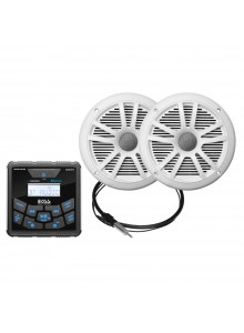 Boss Audio Récepteur audio et haut-parleur - MCKGB450W.6 Marine - 2 - 180 W