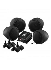 Boss Audio Haut-parleur et amplificateur Bluetooth 1000 Watts Universel