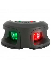 Attwood Feux de navigation LightArmor Feu avant bicolore - Noir