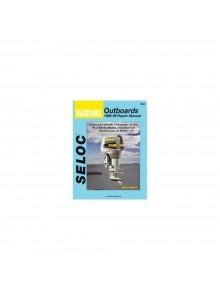 SIERRA Manuel Seloc - Suzuki 18-01600 18-01600