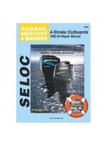 SIERRA Manuel Seloc - Yamaha 18-01705 18-01705