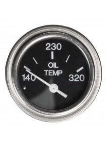SIERRA Indicateur de température d'huile Jauge à température d'huile