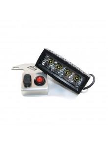 Diamond LED Ensemble universel de barre lumineuse DEL pour motoneige