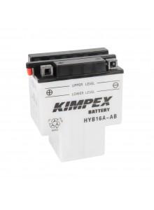 Kimpex Batterie YuMicron YB16A-AB