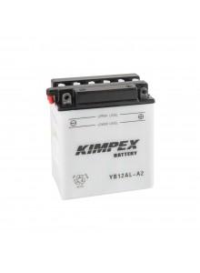 Kimpex Batterie YuMicron YB12AL-A2