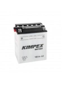 Kimpex Batterie YuMicron YB14-A2