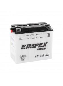 Kimpex Batterie YuMicron YB16AL-A2