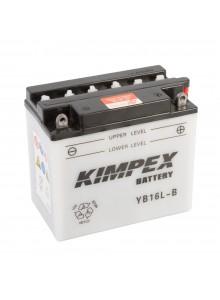 Kimpex Batterie YuMicron YB16L-B