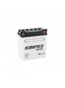 Kimpex Batterie YuMicron YB5L-B