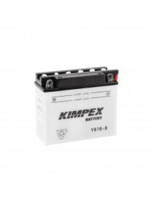 Kimpex Batterie YuMicron YB7B-B