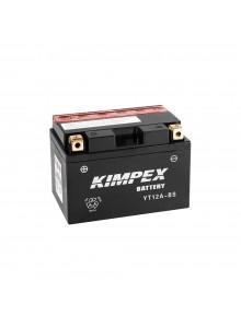Kimpex Batterie AGM sans entretien YT12A-BS