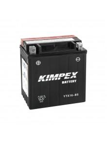 Kimpex Batterie AGM sans entretien YTX16-BS