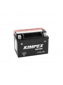 Kimpex Batterie AGM sans entretien YTX9-BS