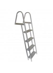 Kimpex Échelle de quai/ponton en aluminium Fixe - 4