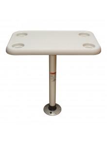 SPRINGFIELD Tables pour Bateau Rectangulaire Rectangulaire