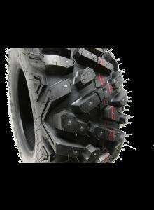 CLOUTAGE DE PNEUS REGULIER (150 clous par pneu)