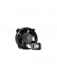 Trailtech Ensemble de ventilateur de radiateur (thermostat) KTM, Husaberg - 204756